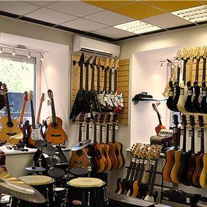 Музыкальные магазины Йошкар-Олы