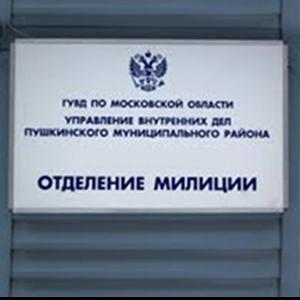 Отделения полиции Йошкар-Олы