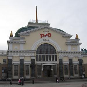 Железнодорожные вокзалы Йошкар-Олы